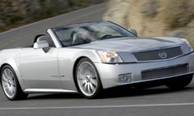 2009 Cadillac XLR-V Photos