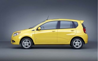 Chevrolet Aveo The Most Toxic New Car?