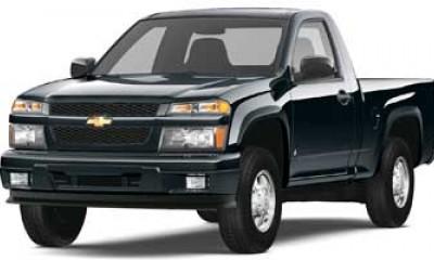 2009 Chevrolet Colorado Photos