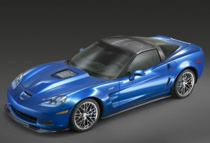 Speaking of Embargoes, the Corvette ZR1 Is Nigh
