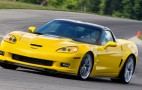 Corvette ZR1 hits the dyno