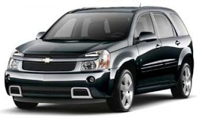2009 Chevrolet Equinox Photos