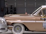2009 Chevrolet Malibu vs. 1959 Chevy Bel Air