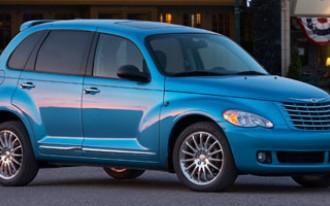 Chrysler PT Cruiser Saved, Fan Pleased