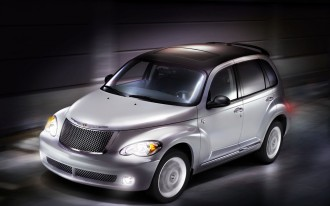 Dream Cruise Gets Latest Chrysler PT Cruiser Special Edition