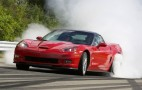 Video: Jay Leno Does Burnouts In Corvette ZR1, Porsche GT2 And More!