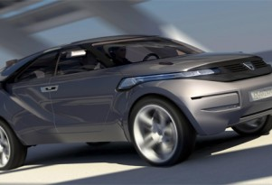 2009 Dacia Duster concept car