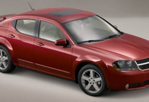 Chrysler Introduces Dual-Clutch Trans in Dodge Avenger, Chrysler Sebring