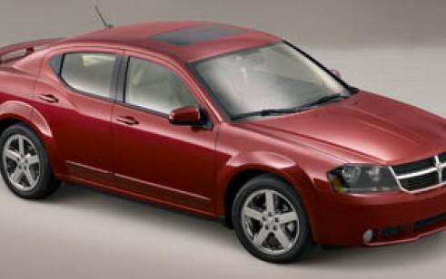 2009 Dodge Avenger SE