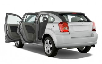 Top Vehicles For Drivers Over 6' - The Dodge Caliber