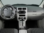 2009 Dodge Caliber 4-door HB SE Dashboard