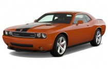 2009 Dodge Challenger 2-door Coupe SRT8 Angular Front Exterior View
