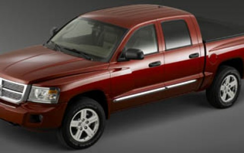 2009 Dodge Dakota ST