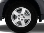 2009 Dodge Nitro 2WD 4-door SLT Wheel Cap