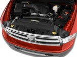 "2009 Dodge Ram 1500 2WD Reg Cab 120.5"" SLT Engine"