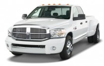 2009 Dodge Ram 3500 Angular Front Exterior View