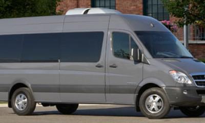 2009 Dodge Sprinter Wagon Photos