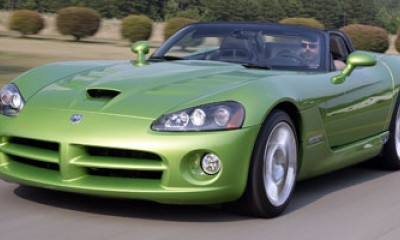 2010 Dodge Viper SRT Photos