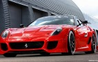 Ferrari Announces 599 HGTE Package And 599XX Experimental Car