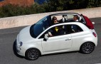 Video: U.S.-bound Fiat 500C convertible on the road