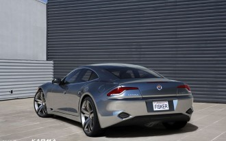 2009 Fisker Karma: This Time It's Real, Or So They Say