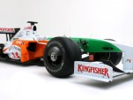 2009 Force India VJM02 F1 race car