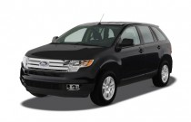 2009 Ford Edge 4-door SEL FWD Angular Front Exterior View