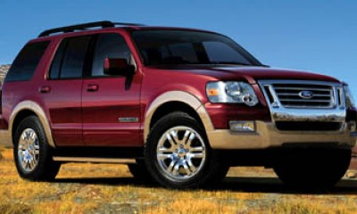 2009 Ford Explorer Photos
