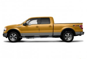 Full-Size Trucks: A Battlefield of Innovation