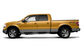 Ford's Supercrew Lariat F-150: This Is One Big Truck!