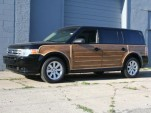 "2009 Ford Flex ""Woody"" Package"