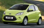 Ford announces pricing for Ka minicar in UK