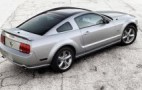 Panorama! Mustang Gets Glass Roof 