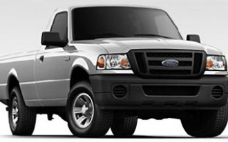 2011 Ford Ranger Global Design AWOL From U.S. Market