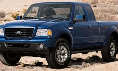 2009 Ford Ranger Photos