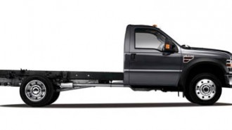 2009 Ford Super Duty F-350 SRW XLT