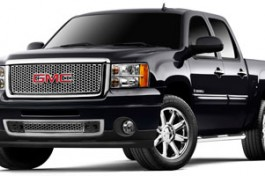 2009 GMC Sierra Denali 
