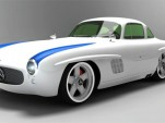 2009 Gullwing-America 300SL Panamericana concept