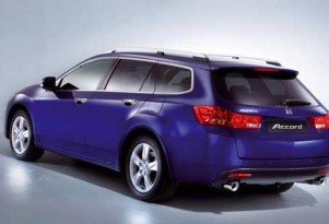 Honda May Bring Acura TSX Wagon To American Showrooms