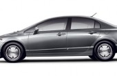 2009 Honda Civic Hybrid Photos