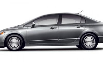 2009 Honda Civic Hybrid Photos