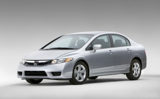2009 Honda Civic: New Nose, New Models