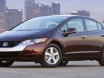 2009 Honda FCX Clarity fuel-cell vehicle
