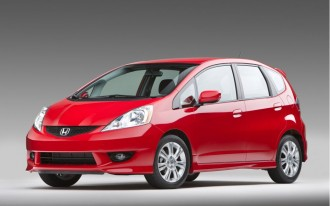 2009 Honda Fit: What's Inside Counts