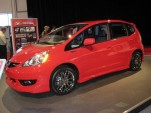 2009 Honda Fit Review