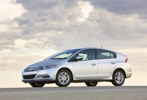 Honda Insight On Sale In Japan: Cheapest Hybrid On The Market