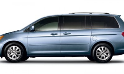 2009 Honda Odyssey Photos