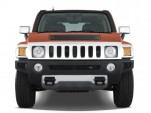 2009 HUMMER H3 4WD 4-door SUV Alpha Front Exterior View