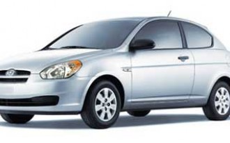 Compared: The Cheapest Cars Of 2009