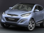 2009 Hyundai HED-6 crossover concept